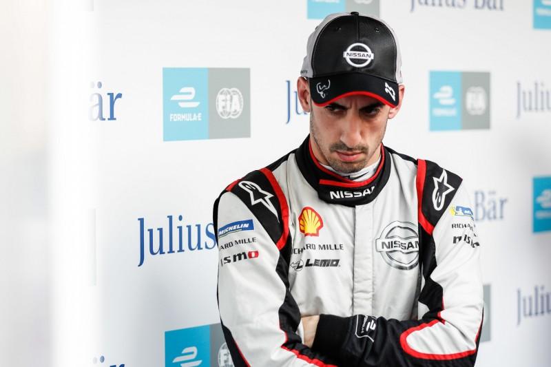 """Buemi hadert nach Nissan-Nullnummer: """"Die Meisterschaft ist vorbei ..."""""""