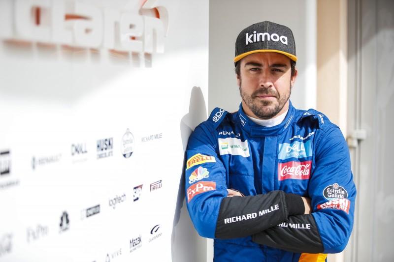 Nach WEC-Abschied: Alonso schließt Formel-1-Comeback 2020 nicht aus