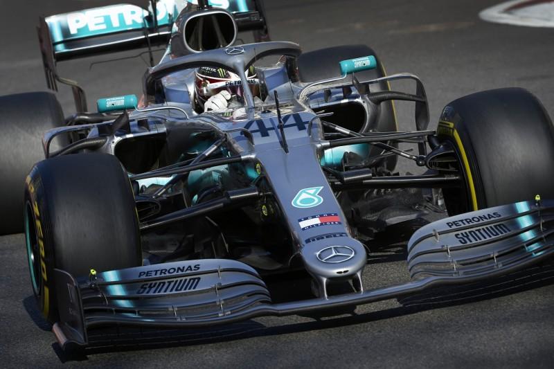 """""""Kein Fehler"""": Darum verlor Hamilton Zeit hinter dem virtuellen Safety-Car"""