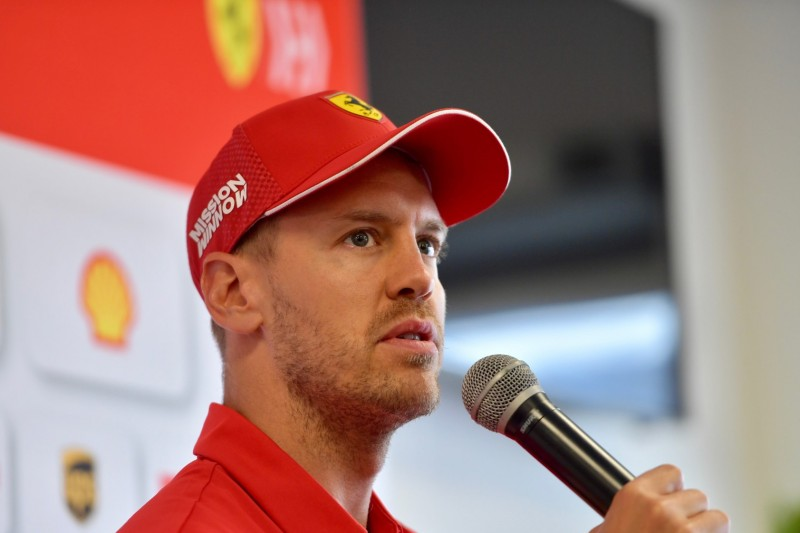 Vettel: Für Europa-League-Finale vielleicht 2019 nochmal in Baku