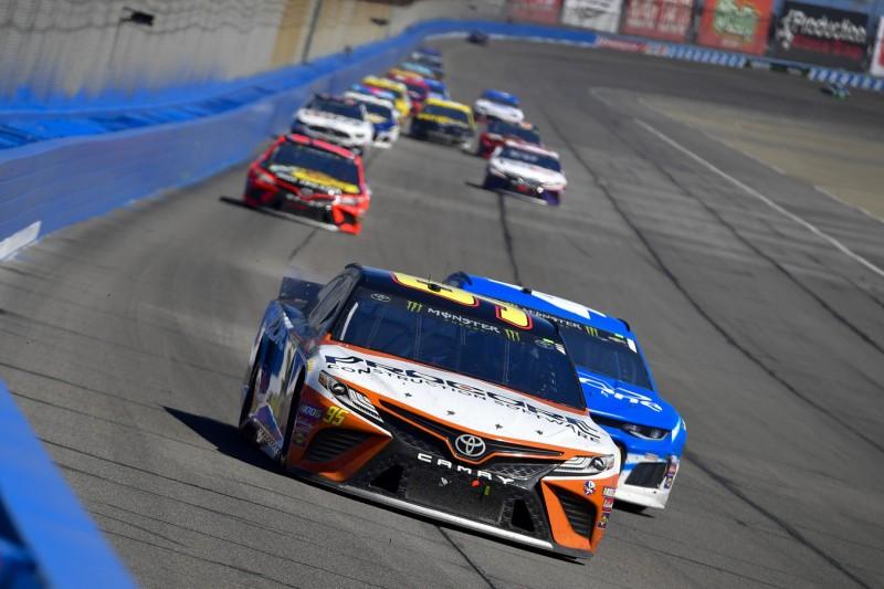 Nach Qualifying-Reinfall: NASCAR wieder mit Einzelfahrten