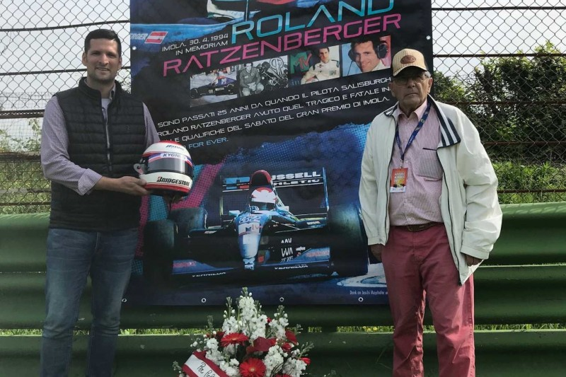 Podcast: Wie Ratzenbergers Vater den Tod in Imola erlebt hat