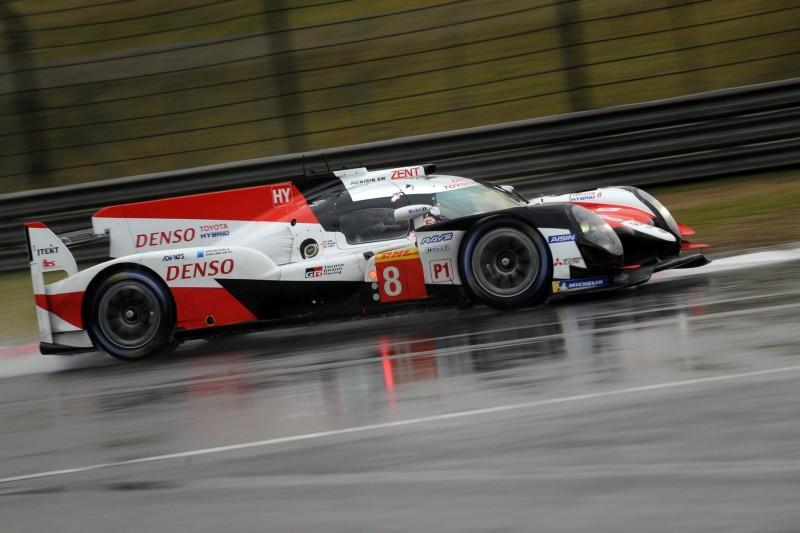 WEC Spa 2019: Toyota stellt Doppelspitze im Regen wieder her