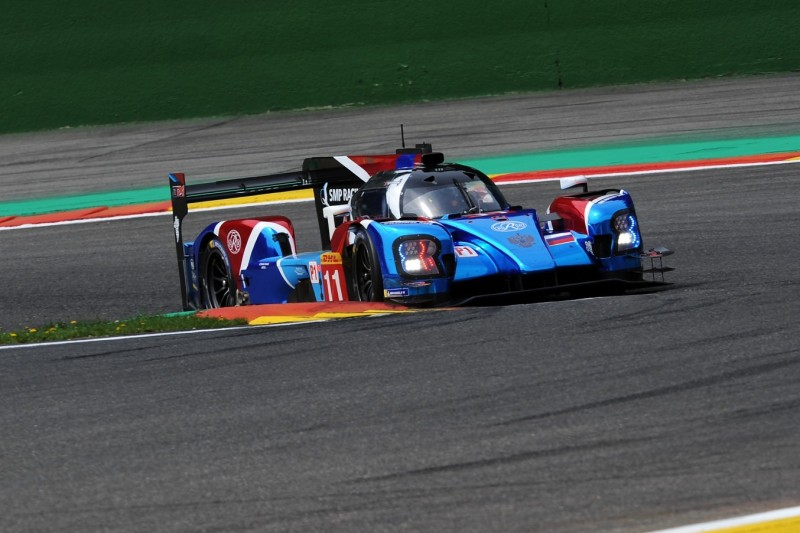 Kuriose Strafe gegen SMP Racing wegen Vandoorne-Verkündung