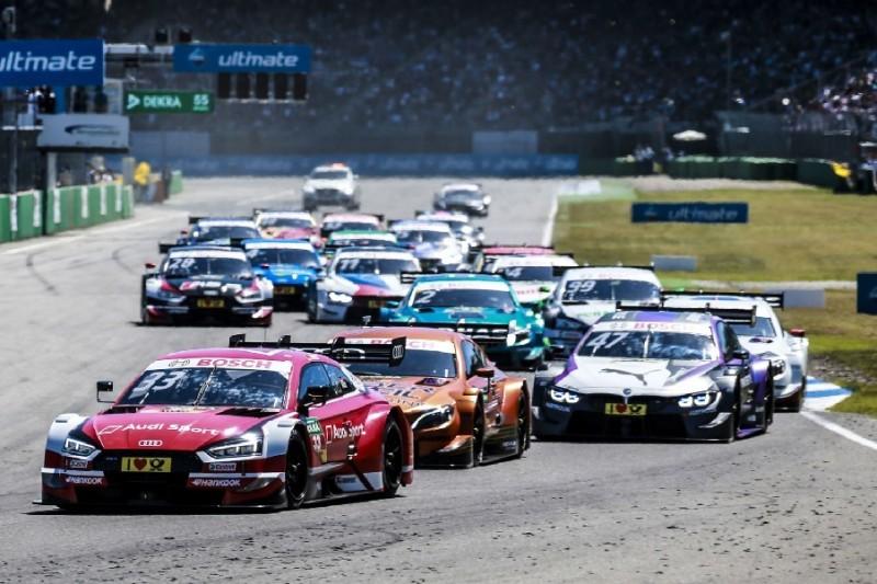 """""""Riesiges Kuddelmuddel"""": Fahrer rechnen mit chaotischem DTM-Auftakt 2019"""