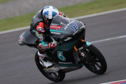 Moto3-Auftakt in Jerez: John McPhee vorn, Romano Fenati nur auf Position 24
