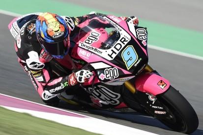Moto2 Jerez: Navarro fährt Bestzeit, Drama bei WM-Leader Baldassarri
