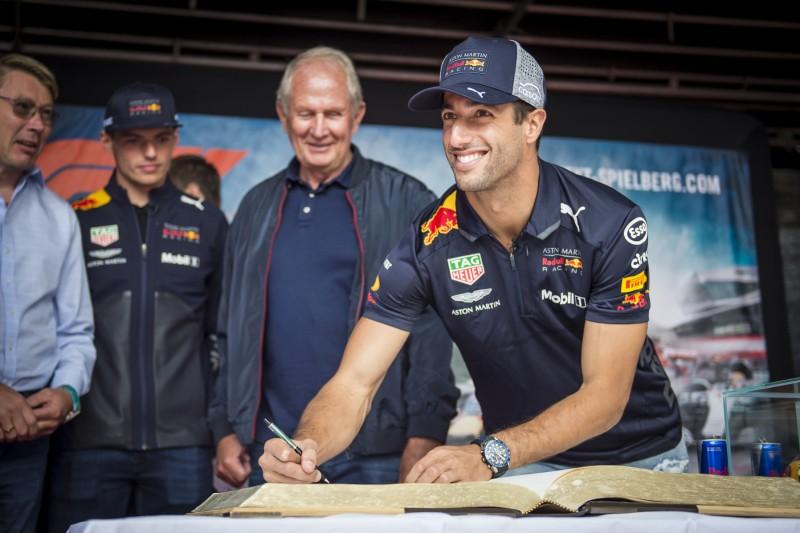 Wie die Ricciardo-Story auf Netflix eigentlich geplant war