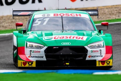 DTM-Training Hockenheim: Audi bestätigt starke Testform, Aston Martin hinten