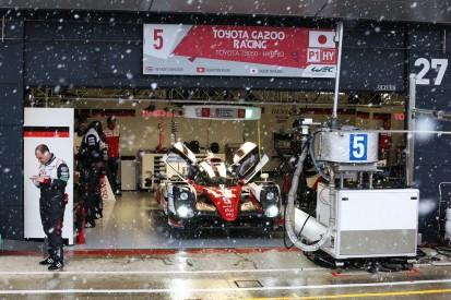Wetter 6h Spa 2019: Schnee jetzt schon vor dem Rennen