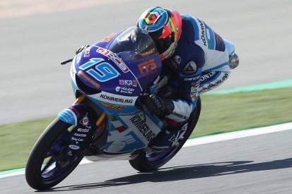 Moto3 Jerez FT3: Rodrigo fährt Bestzeit, Fenati rettet sich ins Q2