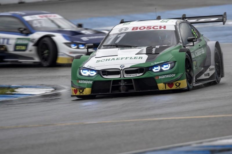 DTM-Qualifying Hockenheim: BMW-Ass Wittmann überrascht mit Regen-Pole