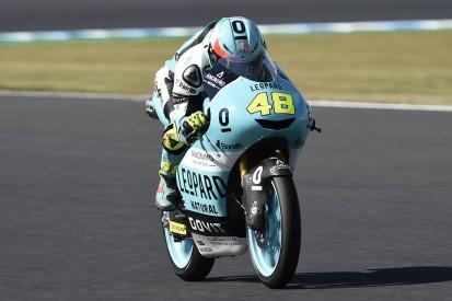 Moto3 Jerez: Lorenzo Dalla Porta holt sich seine erste Pole-Position