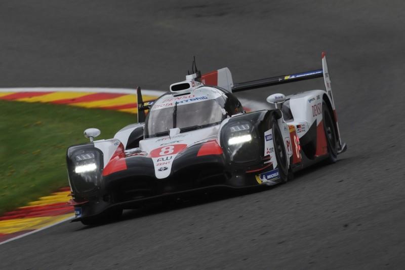 WEC Spa: So holen Alonso/Buemi/Nakajima heute schon den Titel