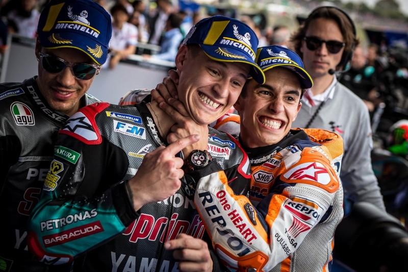 Jüngster Pole-Setter: Fabio Quartararo entreißt Marquez einen MotoGP-Rekord