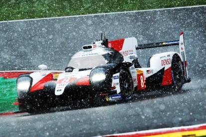 6h Spa 2019: Schnee, Hagel, Regen und ein großer Schritt für Alonso