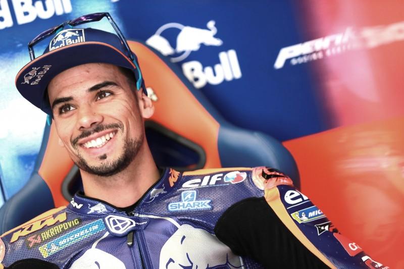MotoGP-Rookie Miguel Oliveira bleibt auch 2020 bei Tech-3-KTM