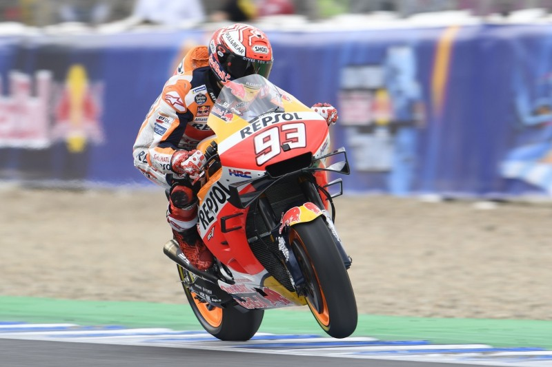 MotoGP Jerez 2019 : Start-Ziel-Sieg für Marquez, Drama bei Quartararo
