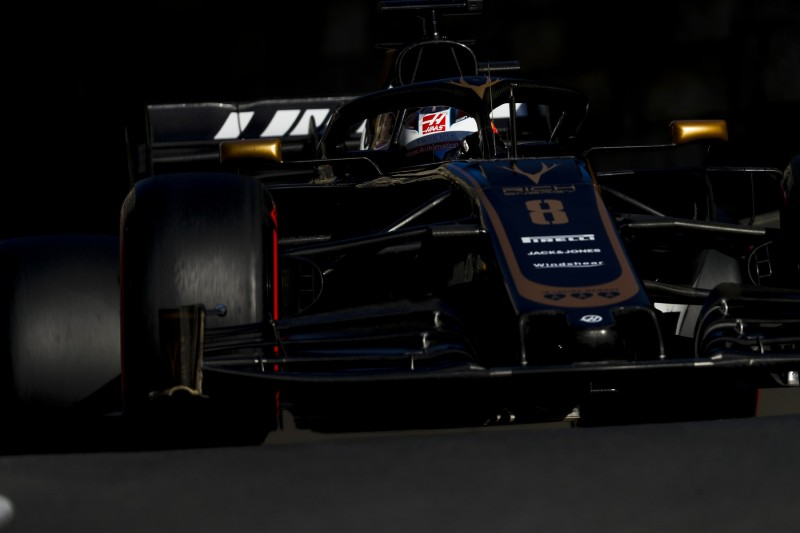 Wegen Reifenproblemen: Großes Haas-Update für Barcelona wirkungslos?
