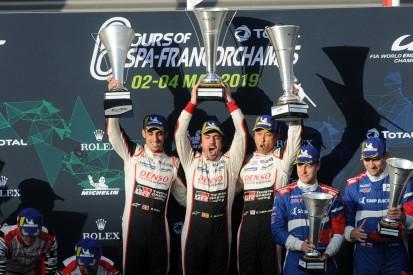 Fernando Alonso und Teamkollegen stehen kurz vor WEC-Titel