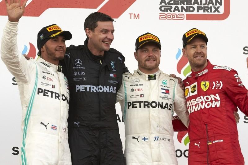 Bottas: Neben Hamilton Vettel der größte WM-Rivale