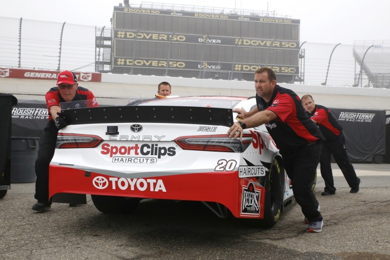 NASCAR-Rennen in Dover auf Montag verschoben