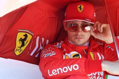 """Leclerc akzeptiert Ferrari-Stallregie """"bis zu einem gewissen Punkt"""""""