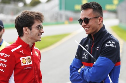 Alexander Albon: Gegen Leclerc holst du maximal ein paar Hundertstel
