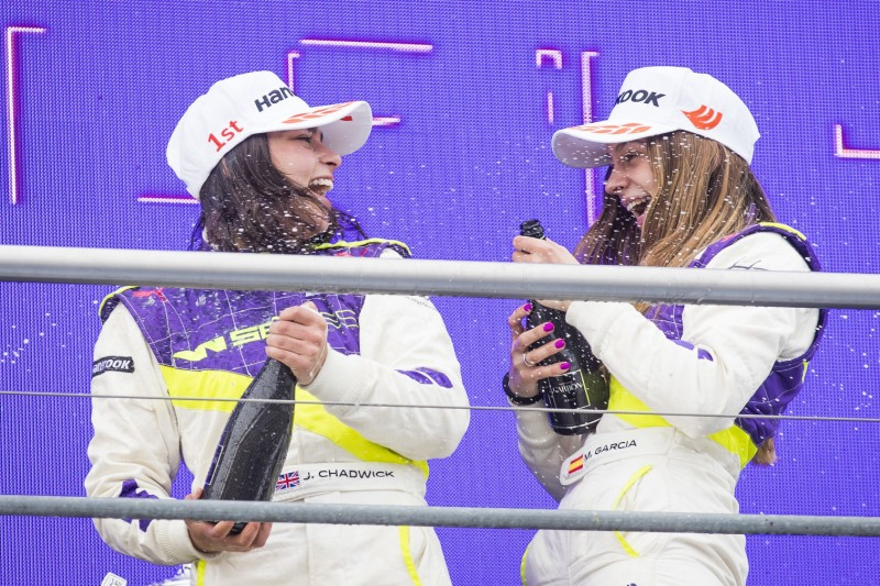W-Series: Schon erstes Angebot über Rennen im Rahmen der Formel 1