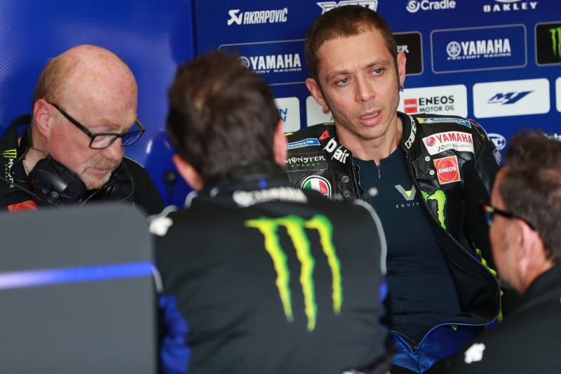"""Rossi nach Jerez-Test: """"Nichts, was unser Leben verändern würde"""""""
