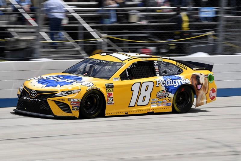 """Kyle Busch nach Dover-Rennen: NASCAR-Aeropaket """"totaler Mist"""""""