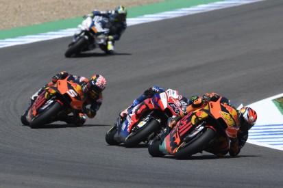 Top 10 in Jerez verpasst: KTM testet am Montag einige neue Entwicklungen