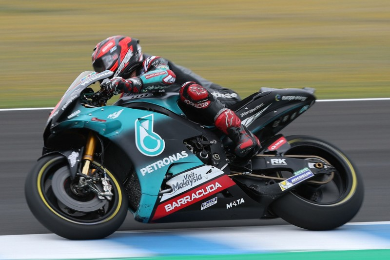 Nach Defekt an Fabio Quartararos M1: Yamaha verringert die Laufleistung