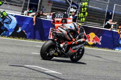 """""""Wichtige Punkte"""": Wie Tom Lüthi Platz vier in Jerez erklärt"""