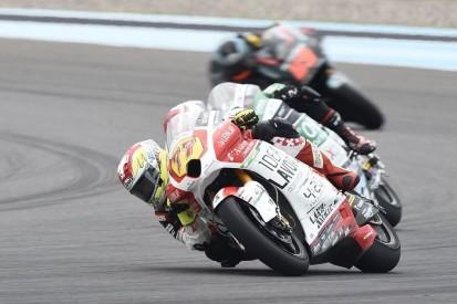 """Ein harter Kampf"": Aegerter erobert in Jerez erneut WM-Punkte"
