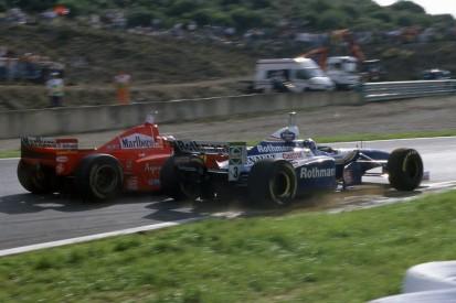 """Überhaupt kein Respekt"": Villeneuve kritisiert Michael Schumacher heftig"