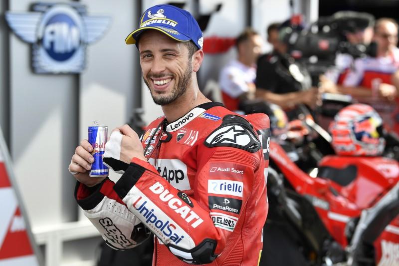DTM-Gaststart: MotoGP-Pilot Andrea Dovizioso startet in Misano für Audi