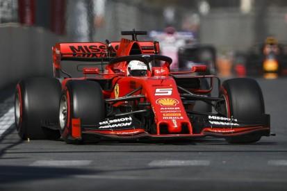 """Sebastian Vettel kritisch: """"Die Telemetrie ist ein Grundübel"""""""