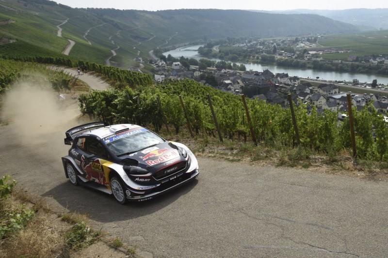 Zahlreiche Neuerungen bei der Rallye Deutschland 2019
