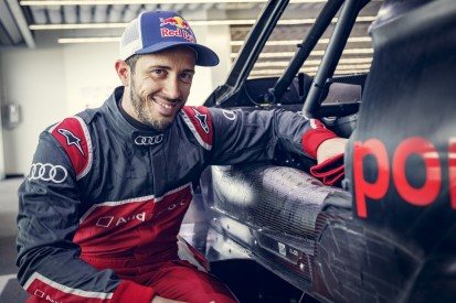 Dovizioso als DTM-Gaststarter: So lief der erste Audi-Test des MotoGP-Stars