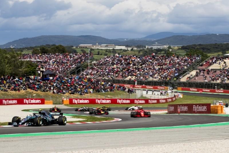 TV-Übertragung F1 Spanien: Übersicht, Zeitplan & Live-Streams