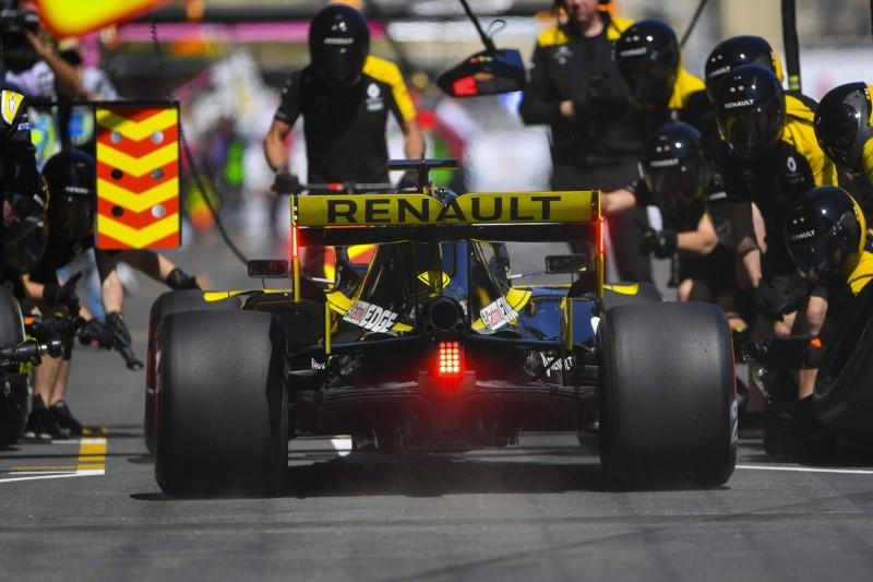 Renault reagiert auf schwachen Saisonstart mit Umstrukturierungen