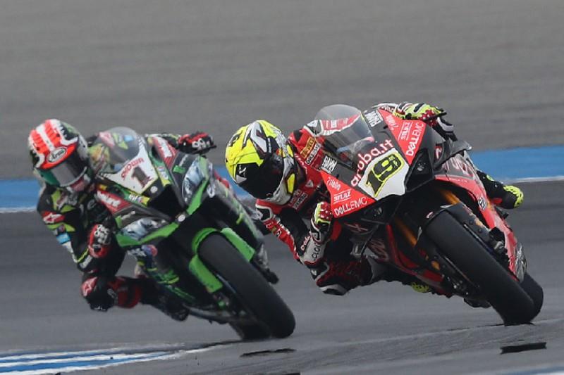"""Jonathan Rea über Kawasaki: """"Raum für weitere Verbesserungen sehr gering"""""""