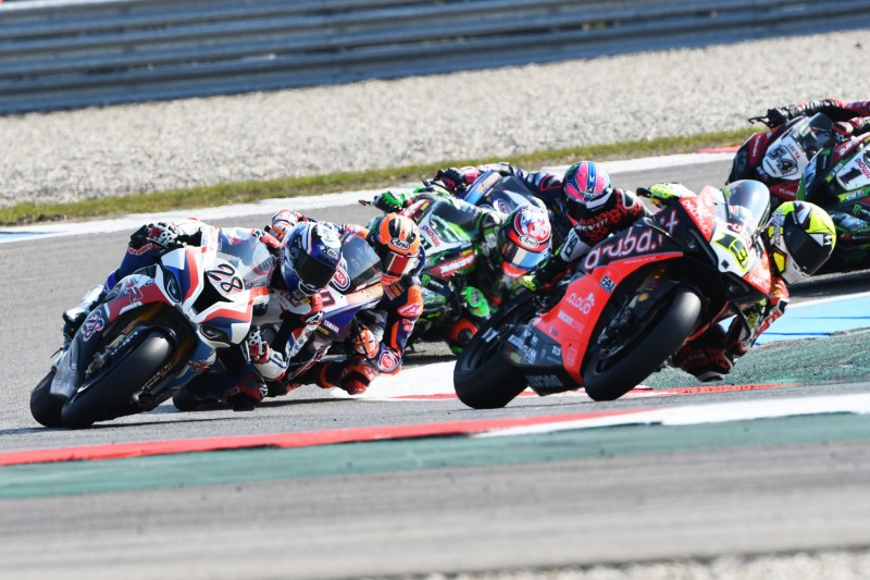 Superbike-WM 2019 in Imola: TV-Übertragungen & Livestream