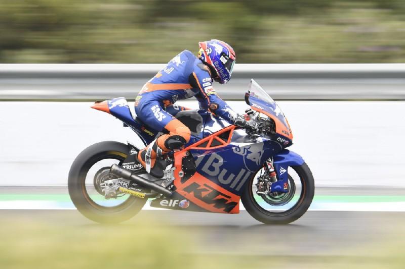 Moto2-Test in Jerez: KTM startet Offensive, Öttl schneller als Bezzecchi
