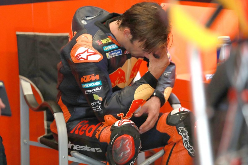 """""""Performance ist nicht akzeptabel"""": KTM-Boss kritisiert Johann Zarco"""