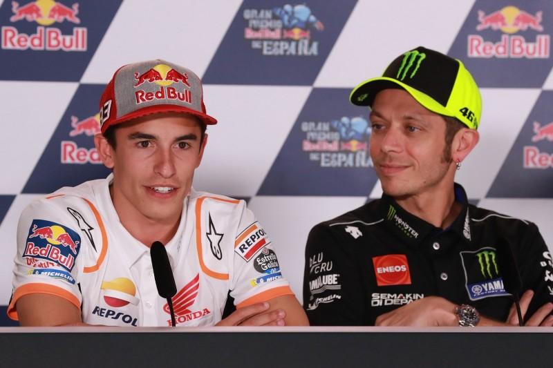"""Rossi über Marquez: """"Kombination bestes Motorrad und bester Fahrer"""""""
