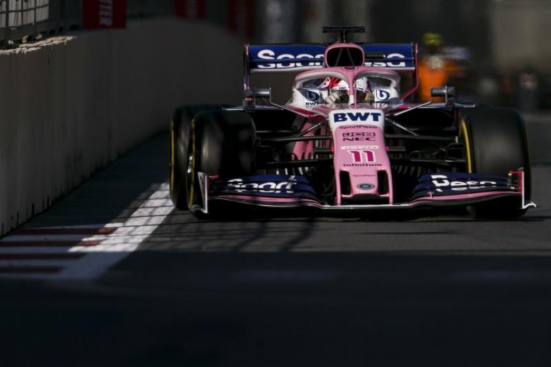 "Großes Updatepaket: Barcelona ""bedeutender Schritt"" für Racing Point"