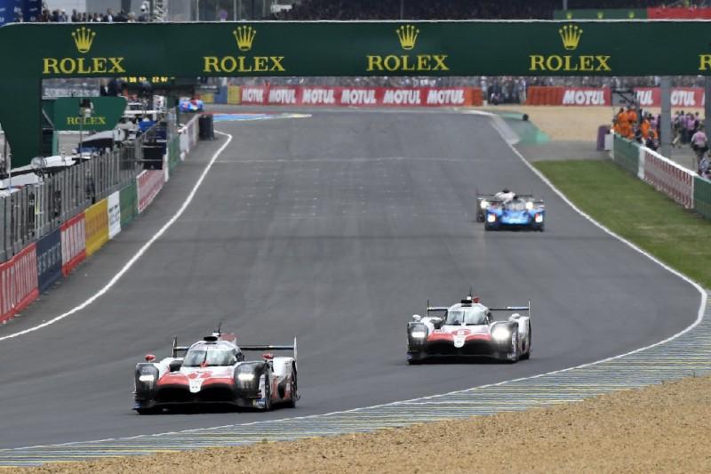 24h Le Mans 2019: ACO verspricht engeren LMP1-Kampf