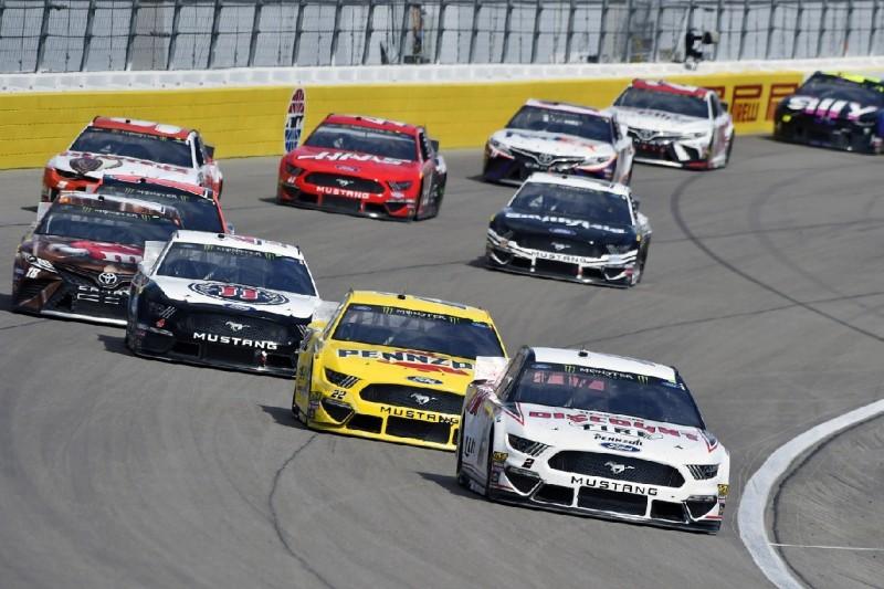 NASCAR aktualisiert Aero-Paket für drei Strecken